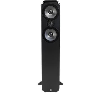 Q Acoustics 3050 Hoogglans Zwart (per stuk)