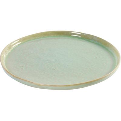 Image of Serax Pure Plat Bord Rond 21,5 cm lichtgroen