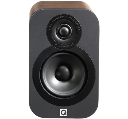 Q Acoustics 3010 Walnoot (per paar)