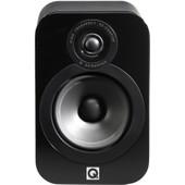 Q Acoustics 3020 Zwart Leer (per paar)