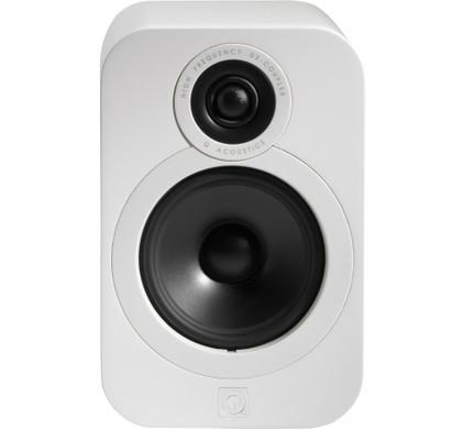 Q Acoustics 3020 Hoogglans Wit (per paar)