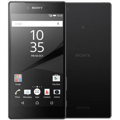 Sony Xperia Z5 Premium Zwart