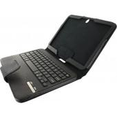 Xccess Keyboardcase Samsung Galaxy Tab 4 10.1 Zwart