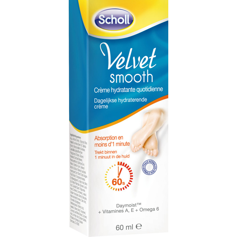 Scholl Velvet Smooth Creme 60ml
