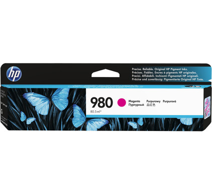 HP 980 Cartridge Magenta (D8J08A)