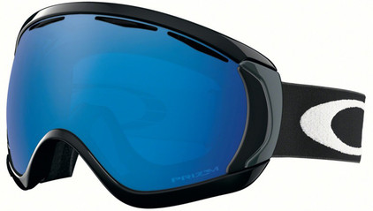 Oakley Canopy Matte Black + Prizm Sapphire Lens
