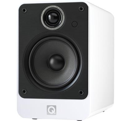 Q Acoustics 2020i Hoogglans Wit (per paar)