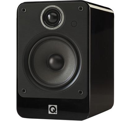 Q Acoustics 2020i Hoogglans Zwart (per paar)