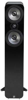 Q Acoustics 3050 Zwart Leer (per stuk)