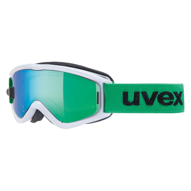 Uvex Speedy Pro To White Green / Ltm GreenandLgl Clear