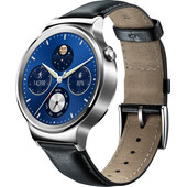 Huawei Watch Classic Black Leather Band