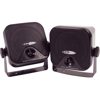 Image of Caliber Audio Technology 2-weg opbouwluidsprekerset 80 W CSB3B
