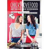 Chicks Love Food, Het Skinny Six Kookboek