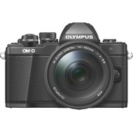 Olympus OM-D E-M10 Mark II + 14-150mm f/4-5.6 zwart