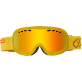 Bluetribe X-Ray Yellow + Smoke Black Red Zaio Lens