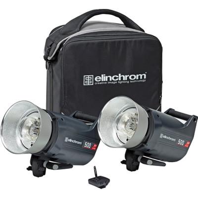 Elinchrom ELC Pro HD 500 / 500 Set