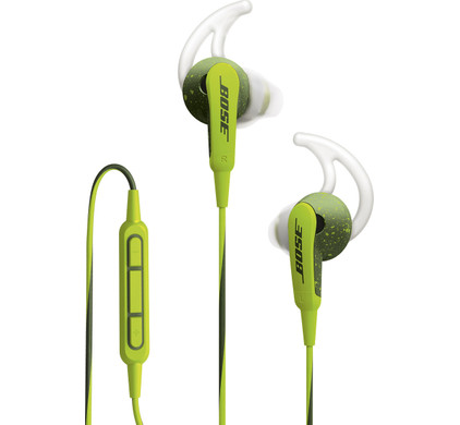 Bose SoundSport In-ear Apple Groen