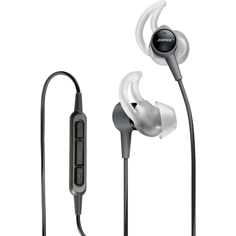Bose SoundTrue In-ear voor Apple Zwart