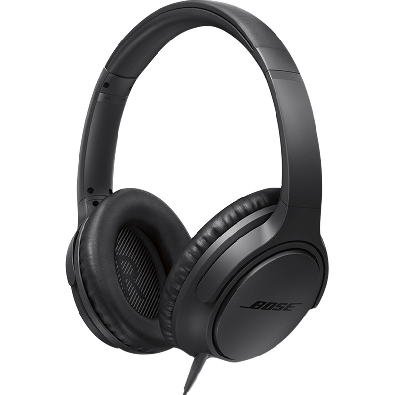 Bose SoundTrue Around-ear II Zwart