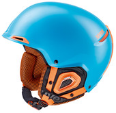 Uvex Jakk+ Petrol/Orange Matte (55 - 59 cm)