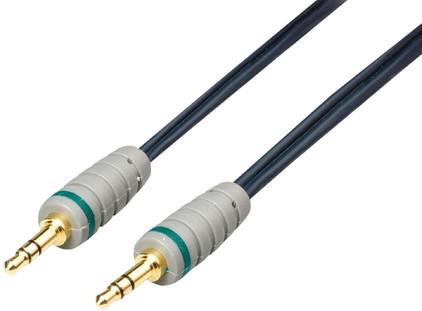 Bandridge 3,5 mm naar 3,5 mm Kabel 5 Meter