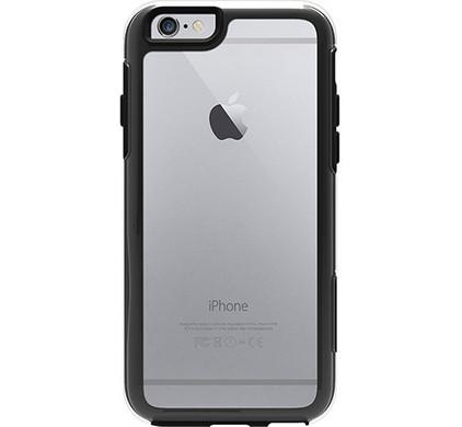 Otterbox Symmetry Clear Apple iPhone 6/6s Zwart