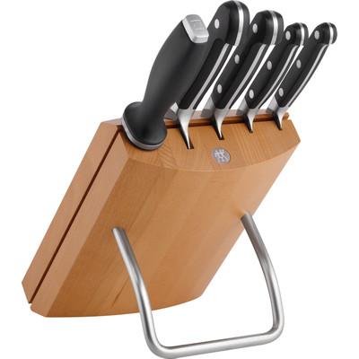 Zwilling J.A. Henckels ZWILLING® Pro Messenblok van beuken, 6-delig