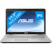 Asus N751JX-T7235T-BE Azerty