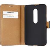 Mobiparts Wallet Case Motorola Moto G 4G (Gen3) Zwart