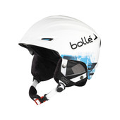 Bollé Sharp Soft White & Blue (54 - 58cm)