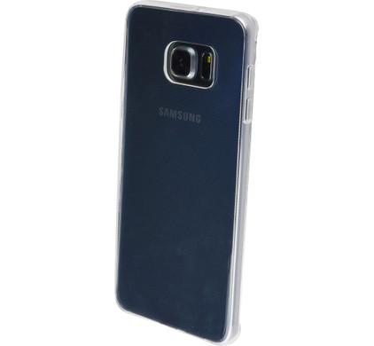 Mobiparts Essential TPU Case Samsung Galaxy S6 Edge Plus Transparant
