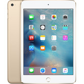 Apple iPad Mini 4 Wifi 128 GB Goud