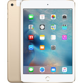 Apple iPad Mini 4 Wifi + 4G 16 GB Goud