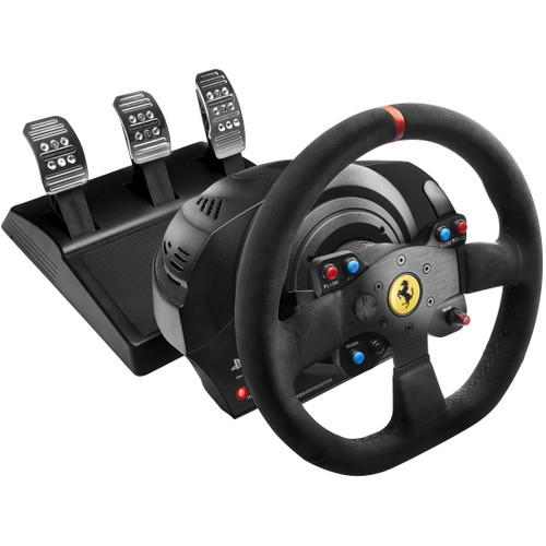 Thrustmaster T300 Ferrari Integral Racing Wheel Alcantara Ed