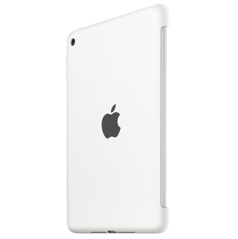Apple Ipad Mini 4 Siliconenhoes Wit