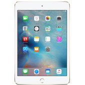 Apple iPad Mini 4 Wifi + 4G 32 GB Goud
