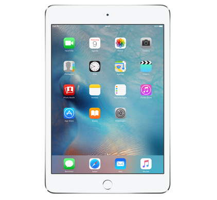 Apple iPad Mini 4 Wifi + 4G 32 GB Zilver