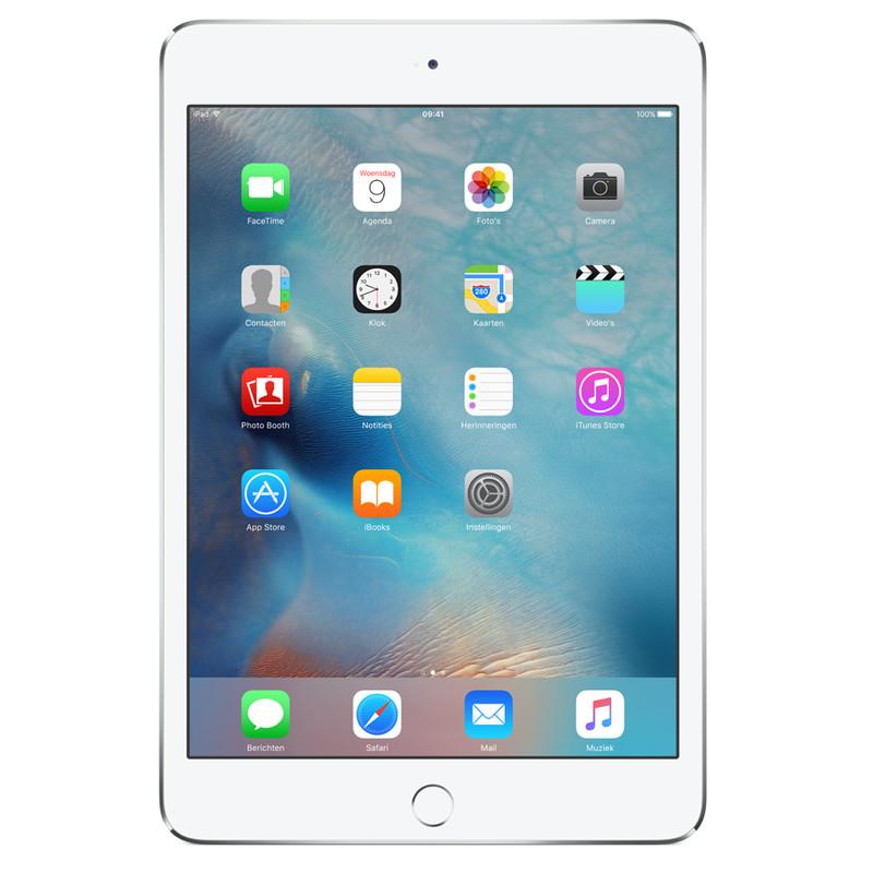 Apple iPad Mini 4 Wifi 64 GB Zilver