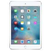 Apple iPad Mini 4 Wifi 64 GB Zilver