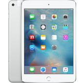 Apple iPad Mini 4 Wifi + 4G 128 GB Zilver
