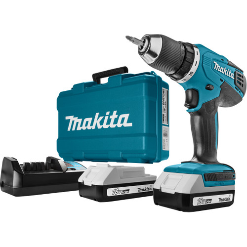 Makita DF457DWE Accuboormachine
