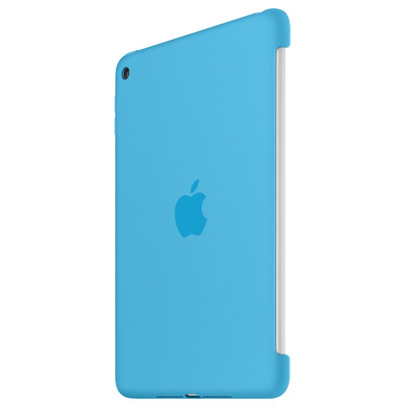 Apple iPad Mini 4 Siliconenhoes Blauw