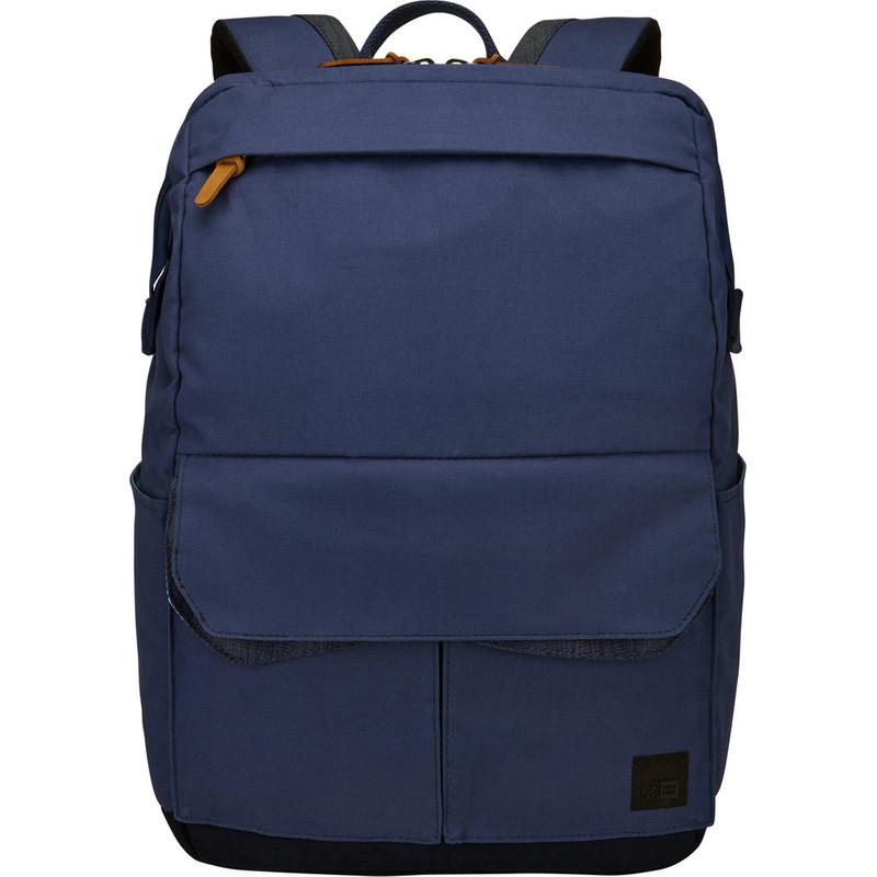Case Logic LODP-114 Laptop Backpack Medium Dress Blue