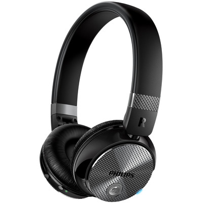Philips SHB8850NC - On-ear Bluetooth Koptelefoon - Zwart