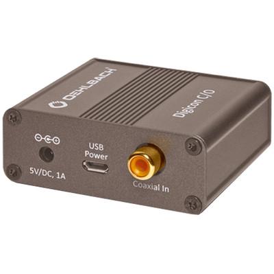 Image of Oehlbach 6038, Digicon O:C Digi.Opto-Coaxial Converter