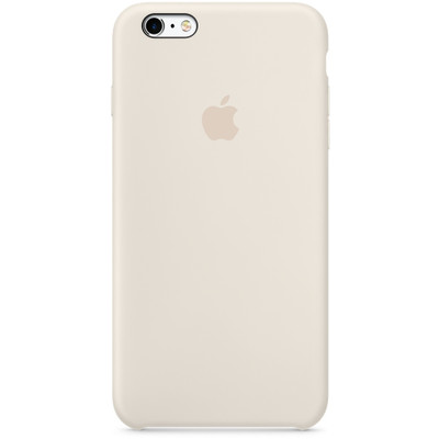 Apple iPhone 6s Silicone Case Crème