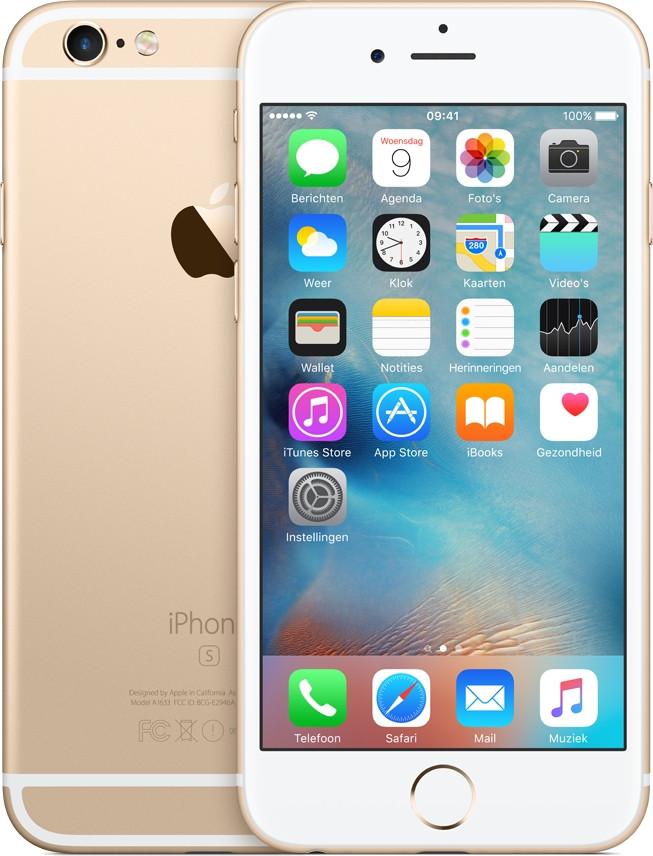 Apple iPhone 6s 16 GB Goud T-Mobile
