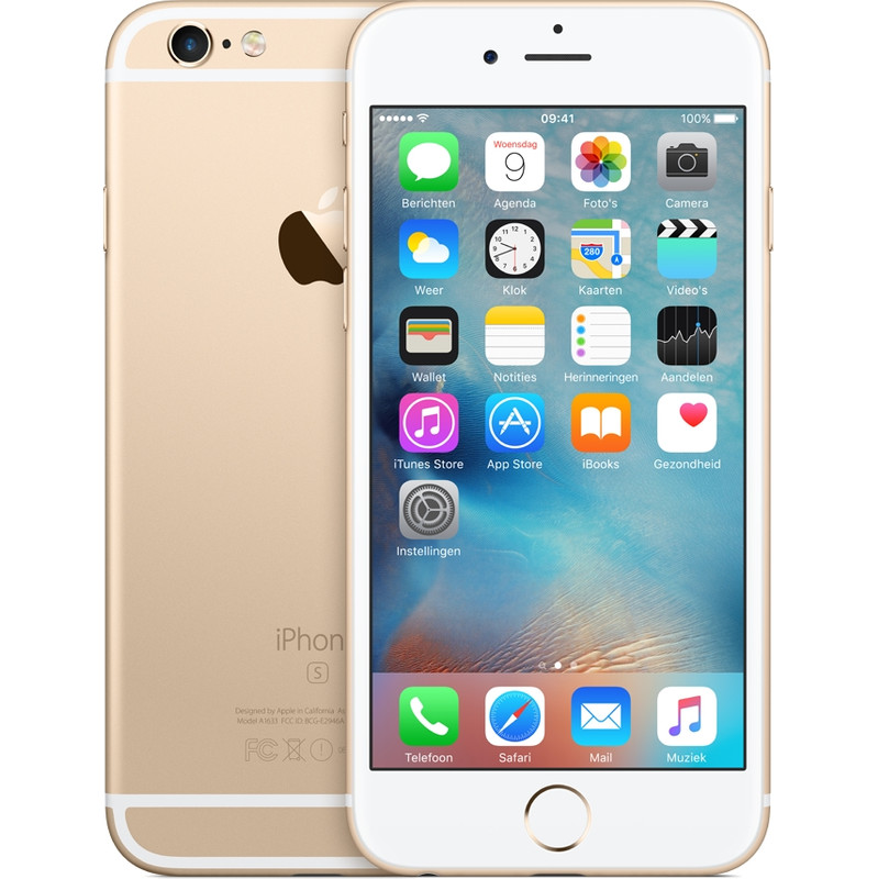 Apple Iphone 6s 64 Gb Goud Vodafone