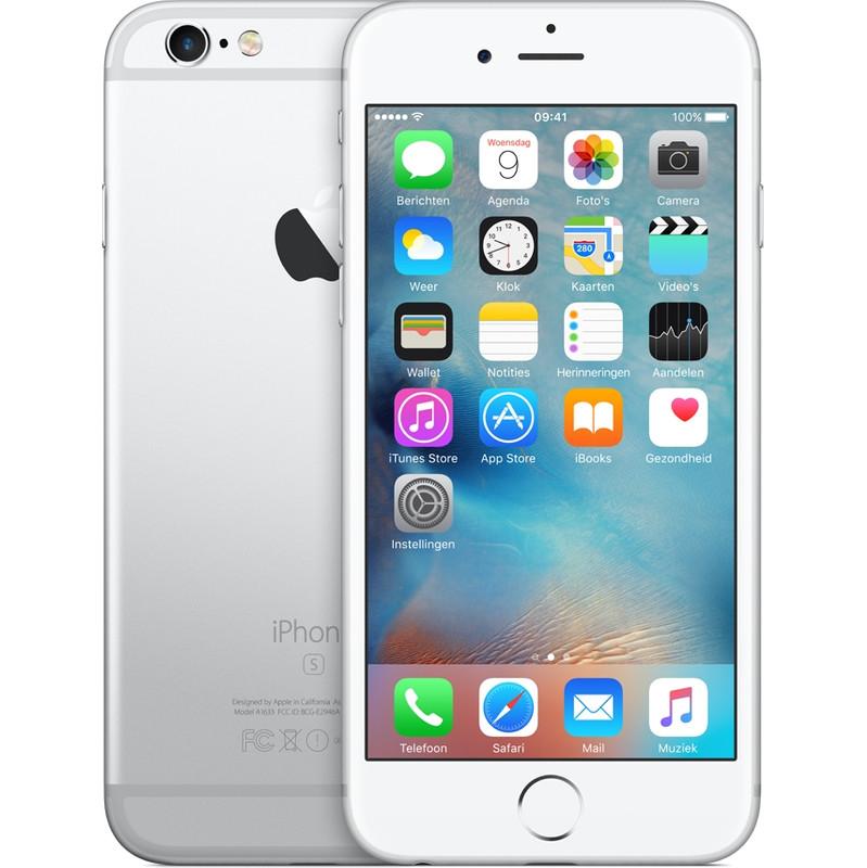 Apple Iphone 6s 16 Gb Zilver