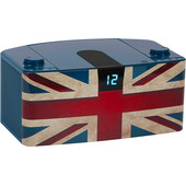 Bigben Radio/CD-speler UK Bluetooth
